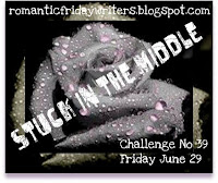 Friday Excerpt: Stuck in the Middle